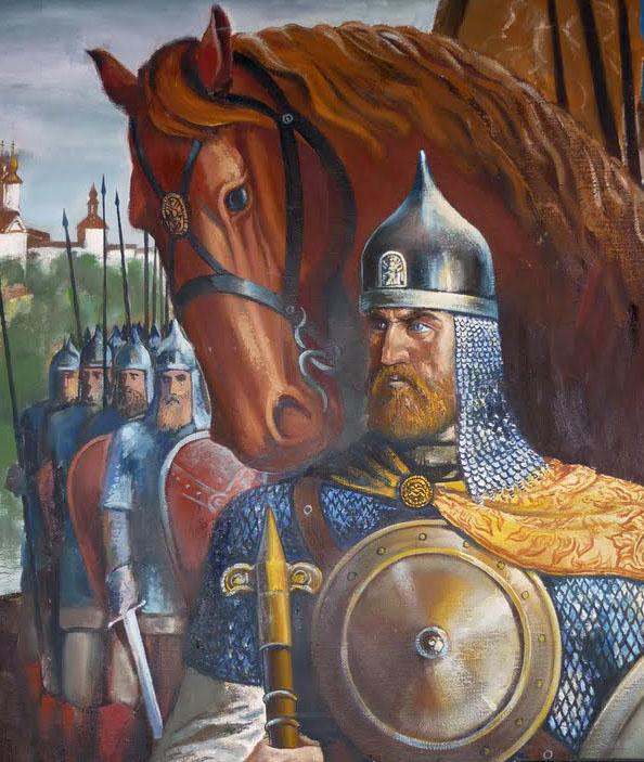 Брянский князь Дмитрий Ольгердович